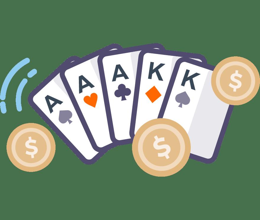 Los 82 mejores sitios de Casino de Póker en línea en Paraguay