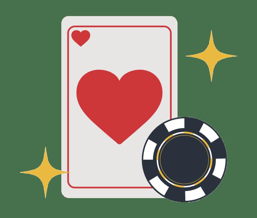 Los 117 mejores sitios de Casino de Póker en línea en Paraguay