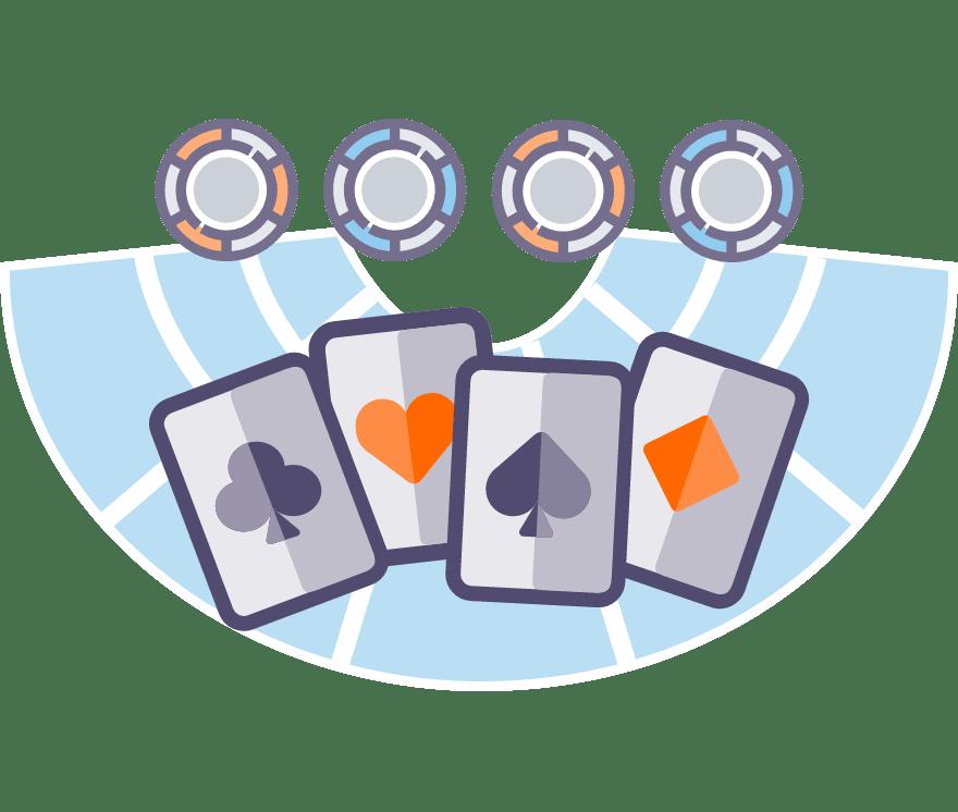 Los 96 mejores sitios de Casino de Baccarat en línea en Paraguay