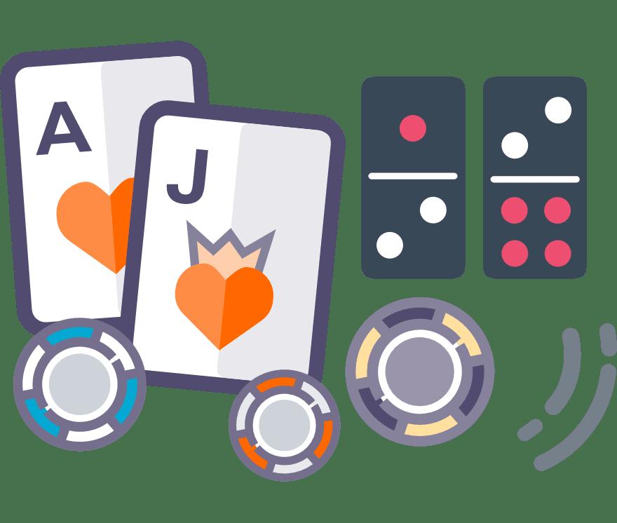 Los 43 mejores sitios de Casino de Pai Gow en línea en Paraguay